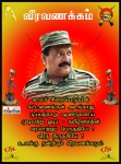 leader prabakaran tribute 5