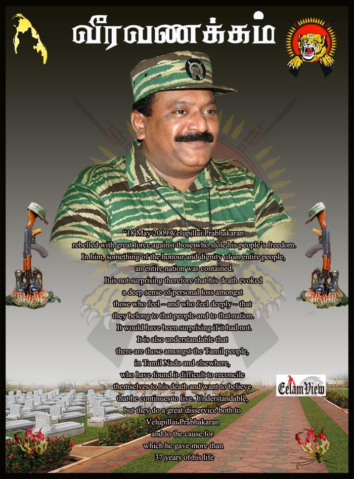 Tribute to Prabhakaran 2