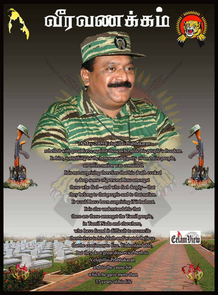 Tribute to Prabhakaran 2