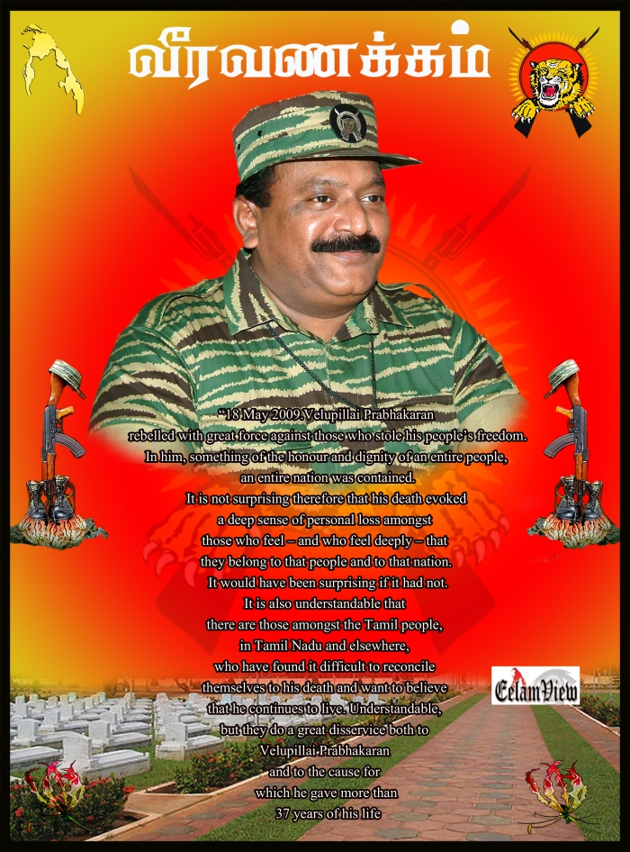Tribute to Prabhakaran 3